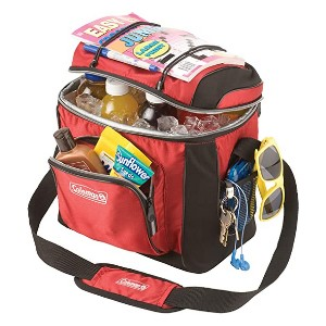 Coleman 16-Can Soft Cooler  - Best Cooler Bags for Beach: A lot of pockets!