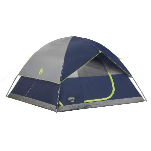 Coleman Sundome Tent - Best Two-Person Camping Tents: Weatherproof Tent