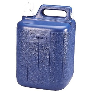 Coleman 5-Gallon Water Portable Jug - Best 5 Gallon Water Jugs: Jug with Easy-To-Use Spigot