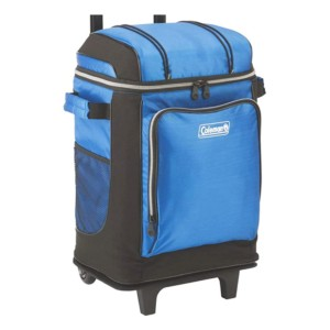 Coleman 42-Can Soft Cooler with Removable Liner - Best Wheeled Coolers for the Beach: Works as great as your luggage