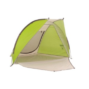 Coleman Beach Shade - Best Beach Tents for Wind: Tent with Sandbag Compartments