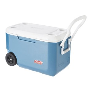 Coleman 62 Quart Xtreme 5 Wheeled Cooler - Best Wheeled Coolers for the Beach: Workhorse cooler