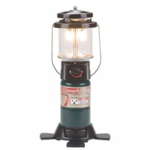 Coleman Deluxe Propane Lantern - Best Lantern for Camping: Classic and classy