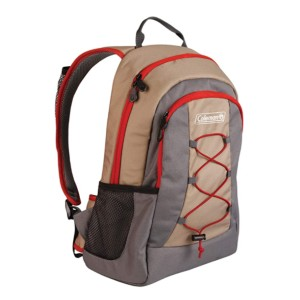 Coleman Soft Backpack Cooler - Best Insulated Cooler Backpack: Practical with casual look