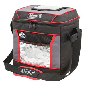 Coleman Soft Cooler Bag - Best Insulated Cooler Bag: Roomy, not bulky