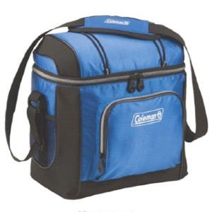 Coleman 16-Can Soft Cooler with Removable Liner - Best Small Portable Cooler: Multiple Pockets