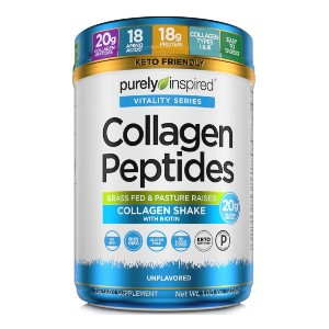 Purely Inspired Collagen Powder - Best Collagen Powder for Joints: Perfect for Your Routine