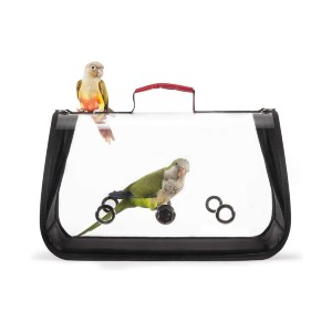 Colorday Lightweight Bird Carrier - Best Bird Cage for Cockatiel: Great for travel