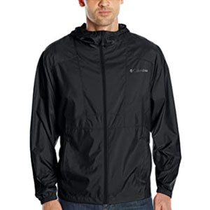 Columbia Windbreaker Jacket - Best Jacket for Wind: Water-repellent jacket for light rain