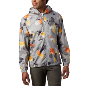 Columbia Men's Flash Forward™ Print Windbreaker - Best Jacket for Wind: Eye-catching print colors jacket