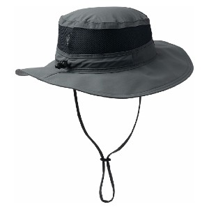 Columbia Bora Bora Booney II Hat - Best Sun Hat Hiking: Toggle at Back Adjusts the Fit for Most Heads