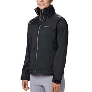 Columbia Women's Plus Size Switchback III Rain Jacket - Best Raincoats for Summer: Lightweight and looks great