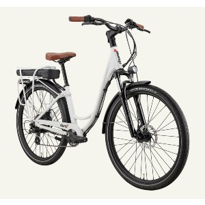Charge Comfort Electric Bike - Best Electric Bike for Delivery: Go over the big hill effortlessly