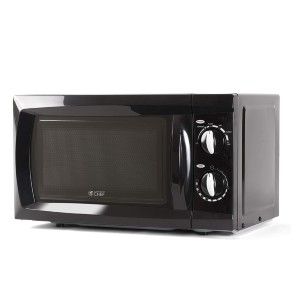 Commercial Chef CHM660B Countertop Small Microwave Oven - Best Microwave for Dorm: User-friendly controls