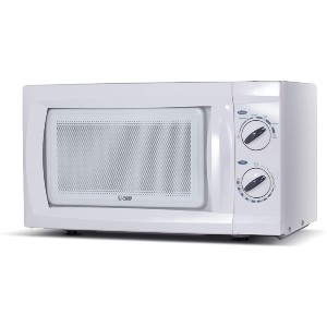 Commercial Chef Countertop Small Microwave Oven - Best Microwave for Seniors: Best budget-friendly pick