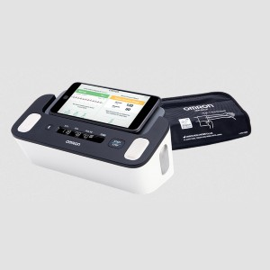 Omron Complete™ Wireless Blood Pressure Monitor + EKG - Best Blood Pressure Upper Arm Monitor: Excellent accuracy and consistency