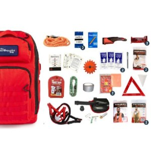 Redfora Complete Emergency Car Kit For 2 People - Best Emergency Kits for Cars: Everything you Will Need for A Roadside Emergency