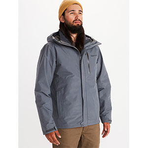 Marmot Minimalist Component 3-in-1 Jacket - Best Rain Jackets for Scotland: Removable Thermal R Liner Jacket