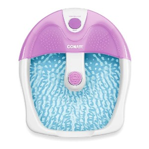 Conair Foot Pedicure Spa - Best Foot Spa for Dry Feet: Excellent toe-touch controls