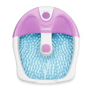 Conair Foot Pedicure Spa - Best Foot Spa for Blood Circulation: Simple to adjust
