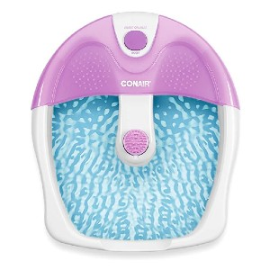Conair Foot Pedicure Spa - Best Foot Spa to Use with Epsom Salt: Best bang for your bucks