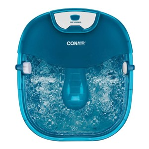 Conair  Pedicure Foot Spa - Best Foot Spa for the Money: Heat sensing technology