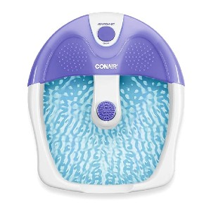 Conair  Foot Pedicure Spa - Best Foot Spa for the Money:  Excellent toe-touch controls