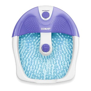 Conair Pedicure Foot Spa  - Best Foot Spa to Remove Dead Skin: Relaxing foot massage vibration