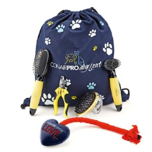 ConairPRO Puppy Grooming Starter Kit - Best Nail Clippers for Puppies: Great Grooming Kit