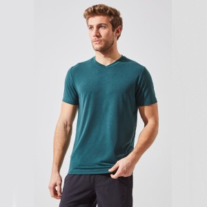 MPG Condition Recycled Polyester Stink-Free Tee - Best Activewear for Men: Bye, unpleasant odors!