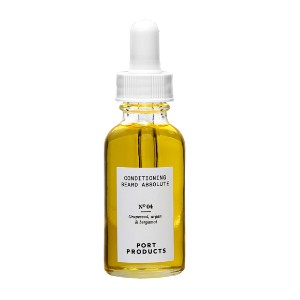 Port Products Conditioning Beard Absolute - Best Beard Oil for Sensitive Skin: All Natural and Hydrating Beard Oil