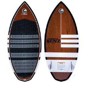 Connelly Benz Wakesurf Board 2021 - Best Wakesurf Boards for Small Wakes: Wakesurf Board with Epoxy Construction