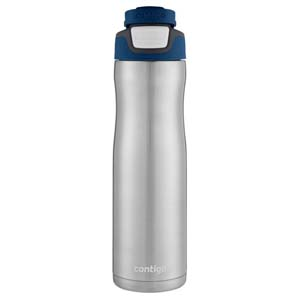 Contigo Autoseal Chill - Best Tumbler for Cold Drinks: Stay cold up to 28 hours
