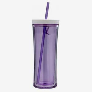 Contigo Shake & Go Double-Wall Tumbler - Best Tumbler for Cold Drinks: Sophisticated design