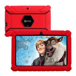 Contixo V8-2 7 inch Kids Tablets - Best Tablets for Toddlers: 10-hours battery life