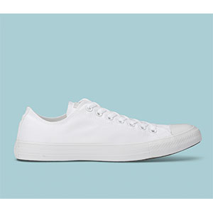 Converse Chuck Taylor All Star Classic Colour Low Top - Best Sneakers Under 150: Vulcanized Rubber Sole for Durability