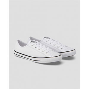 Converse Chuck Taylor All Star Dainty Leather Low Top - Best Sneakers Under 150: EVA Insole for Cushioning