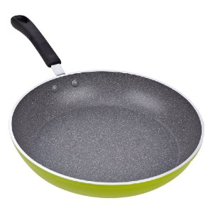 Cook N Home Frying Pan/Saute Pan with Non-Stick Coating Induction Compatible - Best Non Stick Frying Pan for Induction: Superior heat conductivity