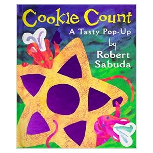 Robert Sabuda Cookie Count: A Tasty Pop-up - Best Pop-Up Books for Toddlers: Mouth-watering book