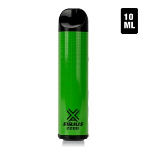 VaporLax Cool Mint by Sirius - Best Vape for Quitting Smoking: Up to 2200 hits