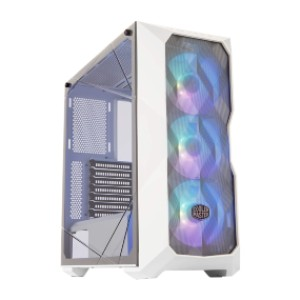 Cooler Master MasterBox TD500 - Best Cable Management PC Case: For Enthusiast-Grade Cooling