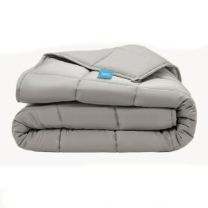 Luna Cooling Bamboo Weighted Blanket - Best Weighted Blanket Cooling: Sustainable and Eco-Friendly