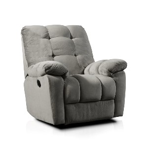 Value City Furniture Cordelle - Best Recliners for the Money:  Pocket Coil with Foam Seat Cushion