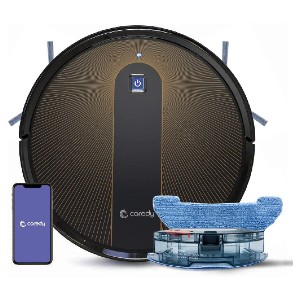 Coredy R750 - Best Robot Vacuum Cleaner and Mop: Perfect for House with Pets