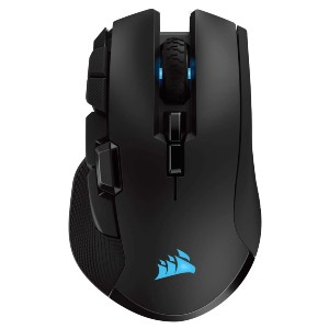 Corsair  Ironclaw Wireless RGB - Best Wireless Mouse for Gaming: Three Modes of Connection