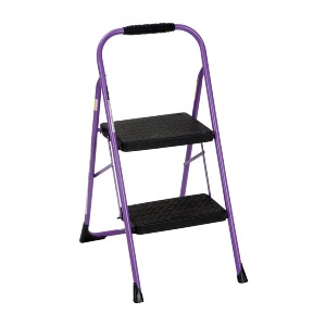 Cosco 11308PRP1E  - Best Step Ladders: Easy to Carry for Multiple Jobs
