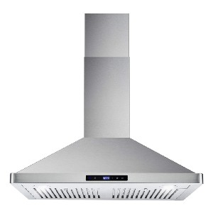 Cosmo 63175S 30 Inch 380 CFM Kitchen Range Hood  - Best Range Hood for Indian Cooking: Highly functional