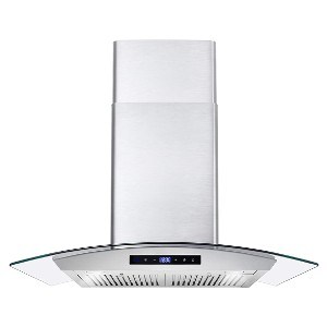 Cosmo 668WRCS75 Wall Mount Range Hood - Best Range Hood for Chinese Cooking: Works effortlessly and quietly