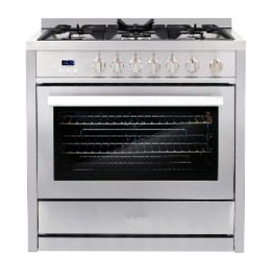 Cosmo COS-965AGC 36 in. Gas Range - Best Ranges for Home Chefs: Best for budget