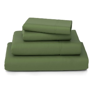 Cosy House Collection  Luxury Bamboo Bed Sheet Set - Best Bamboo Bed Sheets: Delivers The Key To Regulate Heat